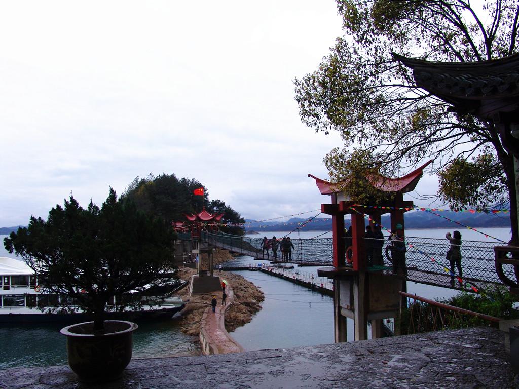 千岛湖风景区-淳安千岛湖高清图片